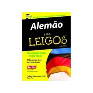 ALEMAO PARA LEIGOS - ALTA BOOKS
