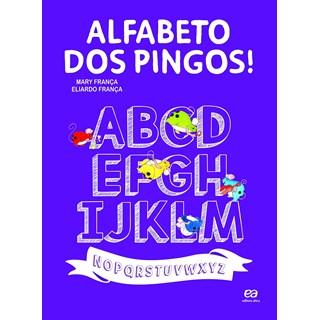 ALFABETO DOS PINGOS - ALBUNS DOS PINGOS - ATICA