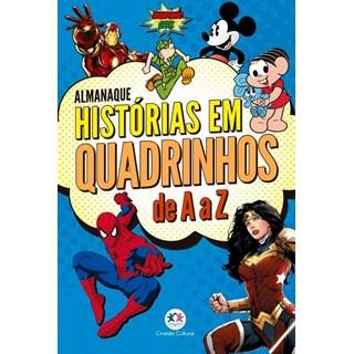 ALMANAQUE HISTORIAS EM QUADRINHOS DE A A Z - CIRANDA CULTURAL