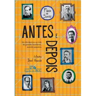 ANTES E DEPOIS - CIA DAS LETRINHAS