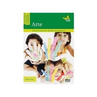 ARTE 1 A 5 ANO - NOS DA EDUCACAO - ATICA
