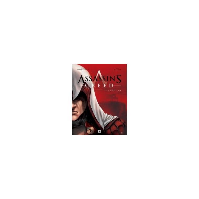 ASSASSINS CREED HQ - AQUILUS VOL 2 - GALERA