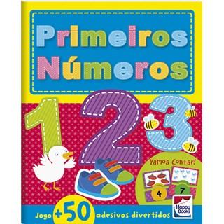 ATIVIDADES E DIVERSAO - PRIMEIROS NUMEROS - HAPPY BOOKS