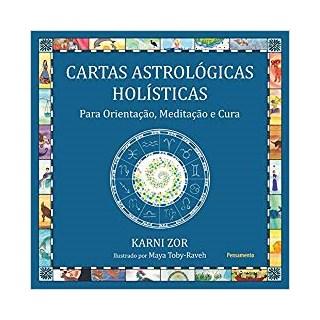 Baralho - Cartas Astrológicas Holísticas - Karni Zor