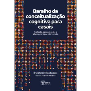 Baralho da Conceitualização Cognitiva Para Casais - Cardoso - Sinopsys