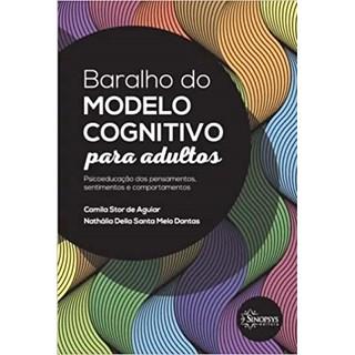 Baralho do Modelo Cognitivo para Adultos - Aguiar