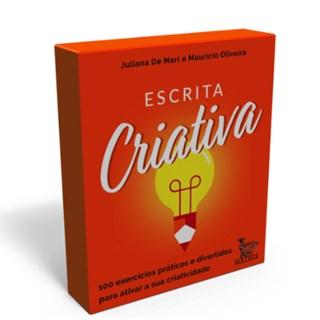 Baralho - Escrita Criativa - Oliveira