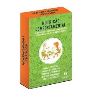 Baralho Nutrição Comportamental - Alvarenga - Manole