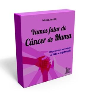 Baralho - Vamos Falar de Câncer de Mama - Janotti