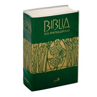 BIBLIA DO PEREGRINO - CAPA CRISTAL - PAULUS