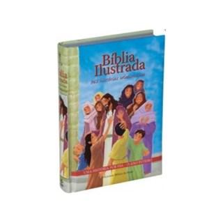 BIBLIA ILUSTRADA - 365 HISTORIAS SELECIONADAS - SBB