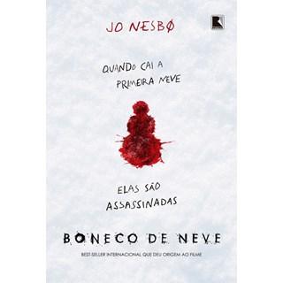 BONECO DE NEVE - CAPA FILME - RECORD