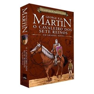 BOX O Cavaleiro dos Sete Reinos - HQ - Martin