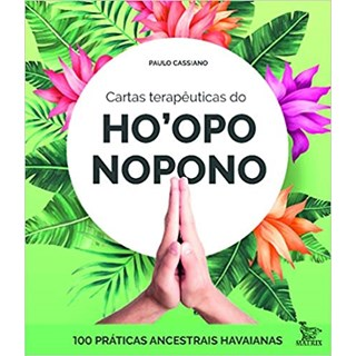 Caixinha Cartas Terapêuticas do Ho'Oponopono - Cassiano - Matrix