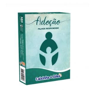 Caixinha da Idéa - Adoção: Filhos Respondem - Baralho