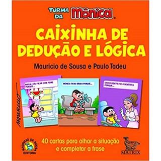 Caixinha de Dedução e Lógica - Sousa - Matrix