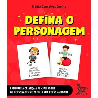 CaixinhaDefina o Personagem - Coelho - Matrix