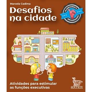 Caixinha Desafios na Cidade - Cadima - Matrix