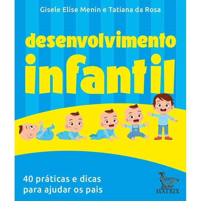 Caixinha Desenvolvimento Infantil - Menin - Matrix