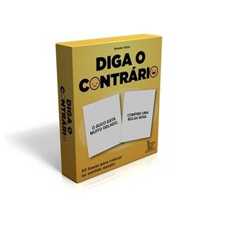 Caixinha Diga o Contrário - Vieira - Matrix