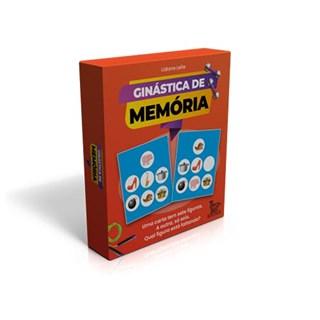 Caixinha Ginástica de memória - Leite - Matrix