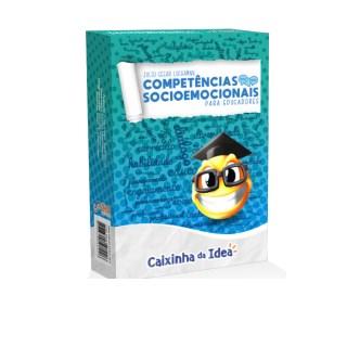 Caixinha Idéa - Competências Socioemocionais para Educadores - Baralho
