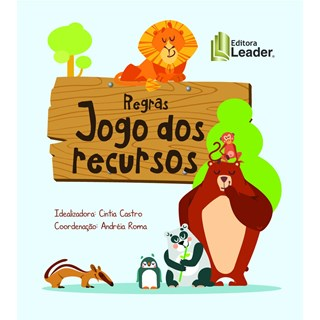 Caixinha Jogo dos Recursos - Castro - Leader