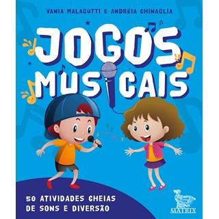CaixinhaJogos Musicais - Malagutti - Matrix