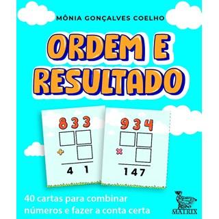 CaixinhaOrdem e Resultado - Coelho - Matrix
