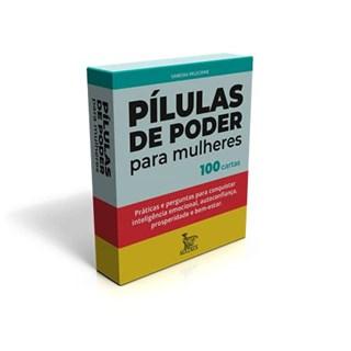 Caixinha Pílulas de Poder para Mulheres - Pelegrine - Matrix