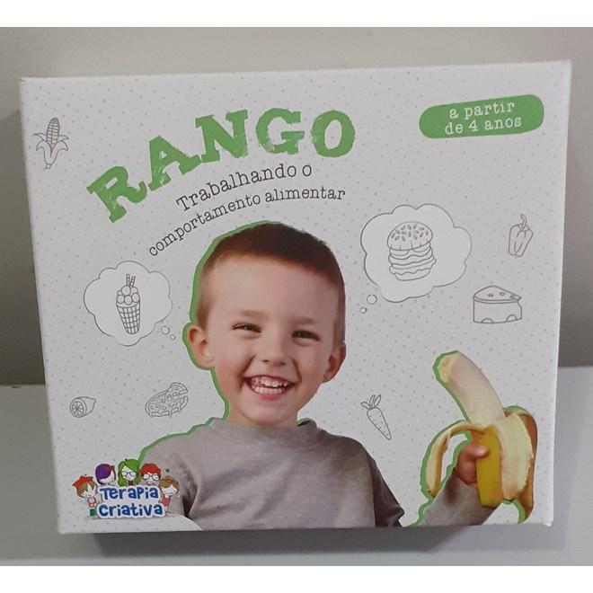 Caixinha Rango - Terapia Criativa
