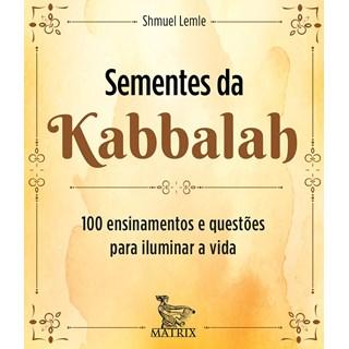 Caixinha Sementes de Kabbalah - Lemle - Matrix