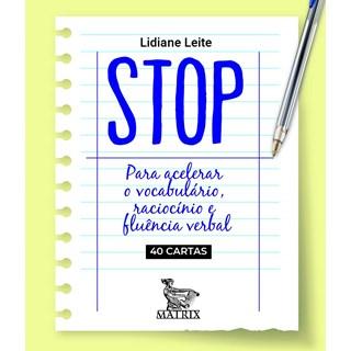 Caixinha Stop - Leite - Matrix