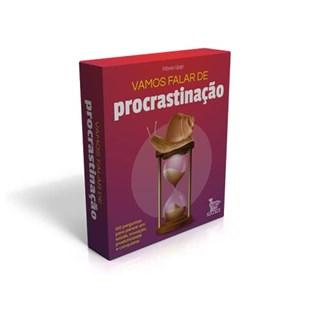 Caixinha Vamos Falar de Procrastinação - Lippi - Matrix