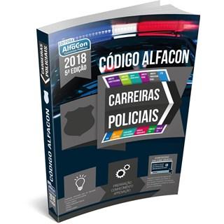 CODIGO ALFACON - CARREIRAS POLICIAIS 2018 - ALFACON