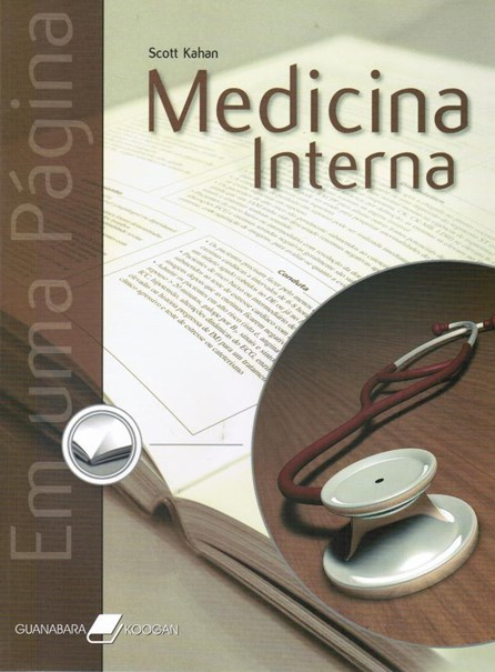 Coleção Em uma Página - Combo - Emergências Médicas, Medicina Interna e Sinais e Sintomas - 3 Volumes #