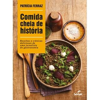 COMIDA CHEIA DE HISTORIA - SENAC