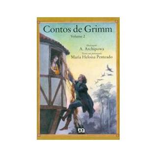 CONTOS DE GRIMM - VOL 2 - ATICA - PENTEADO