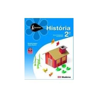 CONVIVER HISTORIA 2 ANO - CED - MODERNA