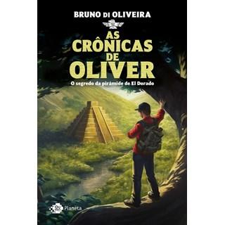CRONICAS DE OLIVER, AS - OUTRO PLANETA