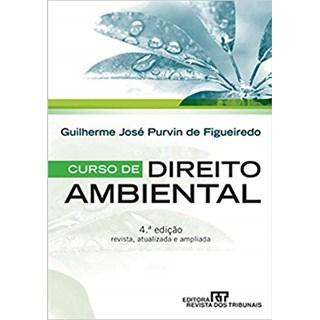 CURSO DE DIREITO AMBIENTAL - RT