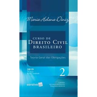 CURSO DE DIREITO CIVIL BRASILEIRO - VOL 2 - SARAIVA