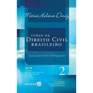 CURSO DE DIREITO CIVIL BRASILEIRO - VOL 2 - SARAIVA - 35 ED