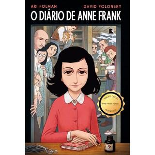 DIARIO DE ANNE FRANK EM QUADRINHOS, O - RECORD