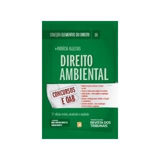 DIREITO AMBIENTAL - VOL 15 - RT