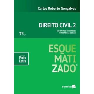 DIREITO CIVIL 2 ESQUEMATIZADO - PARTE GERAL - SARAIVA