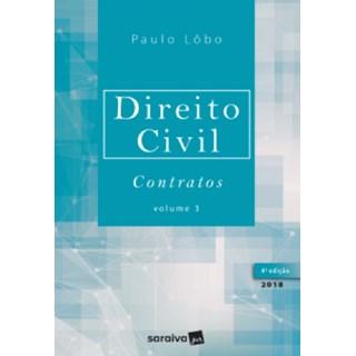 DIREITO CIVIL CONTRATOS - LOBO - SARAIVA - 4ED