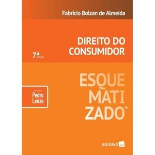 DIREITO DO CONSUMIDOR ESQUEMATIZADO - SARAIVA