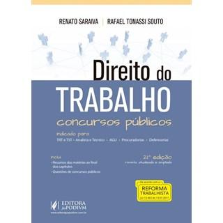DIREITO DO TRABALHO - JUSPODIVM