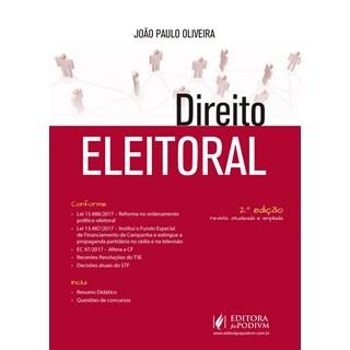 DIREITO ELEITORAL - JUSPODIVM